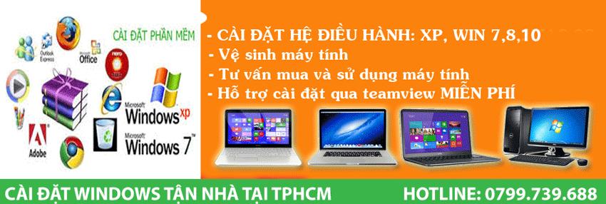 Trung Tâm Cài Hệ Điều Hành【 Cài Win Tận Nơi tphcm 】 ( tận nơi - tận nhà - tại nhà ) các sự cố về Windows Xp, 7, 8.1, 10 Nhanh Rẻ Uy Tín
