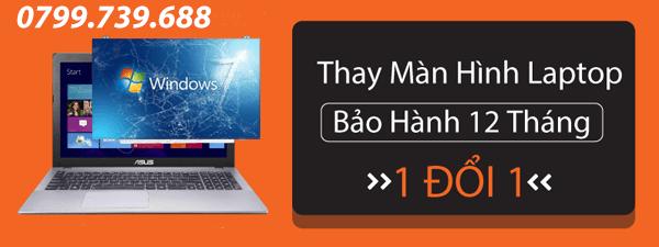 Công Ty Dịch Vụ Thay Màn Hình Laptop Lấy Liền Huyện Bình Chánh Chính Hãng